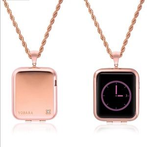 Vobra Necklace for Apple Watch w/ Protective Case